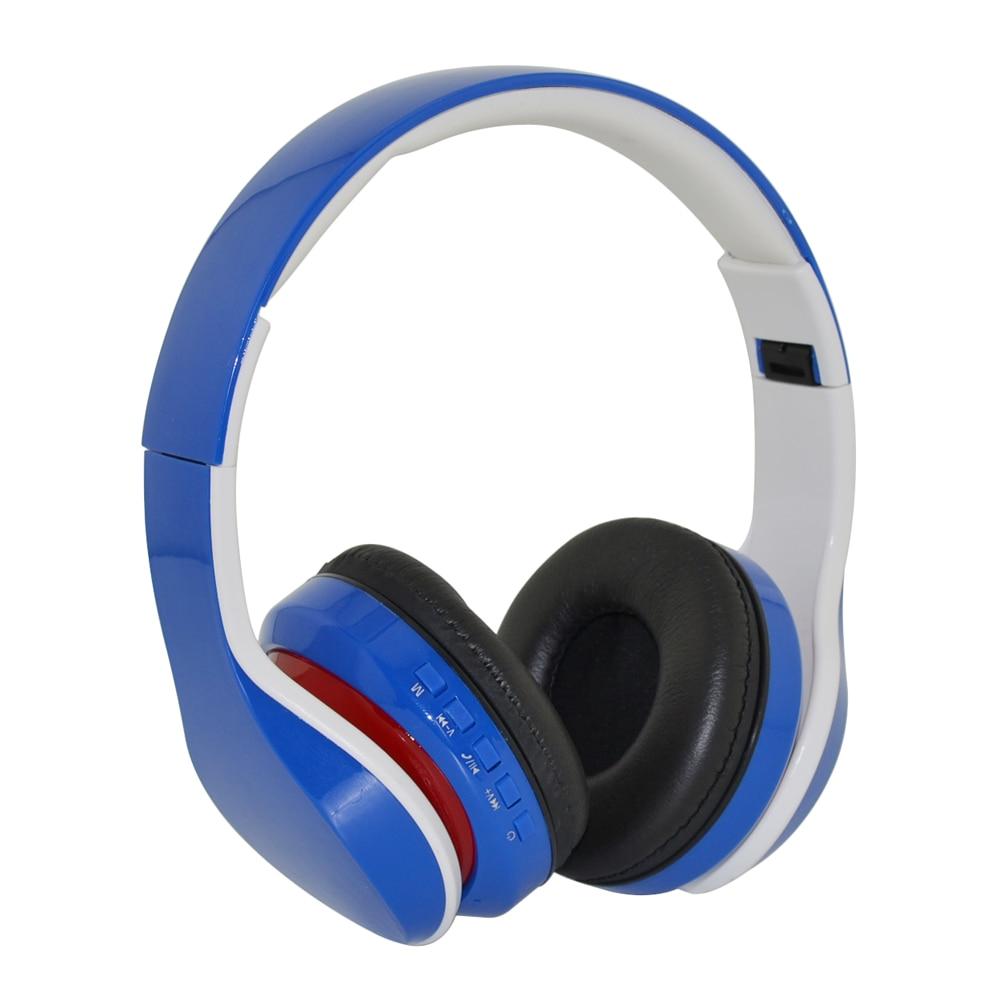 qijiagu Headband Wireless Bluetooth Earphone Headset with Microphone for mobile phone music earphone TF card support