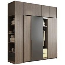 Современный дизайн шкафа из МДФ