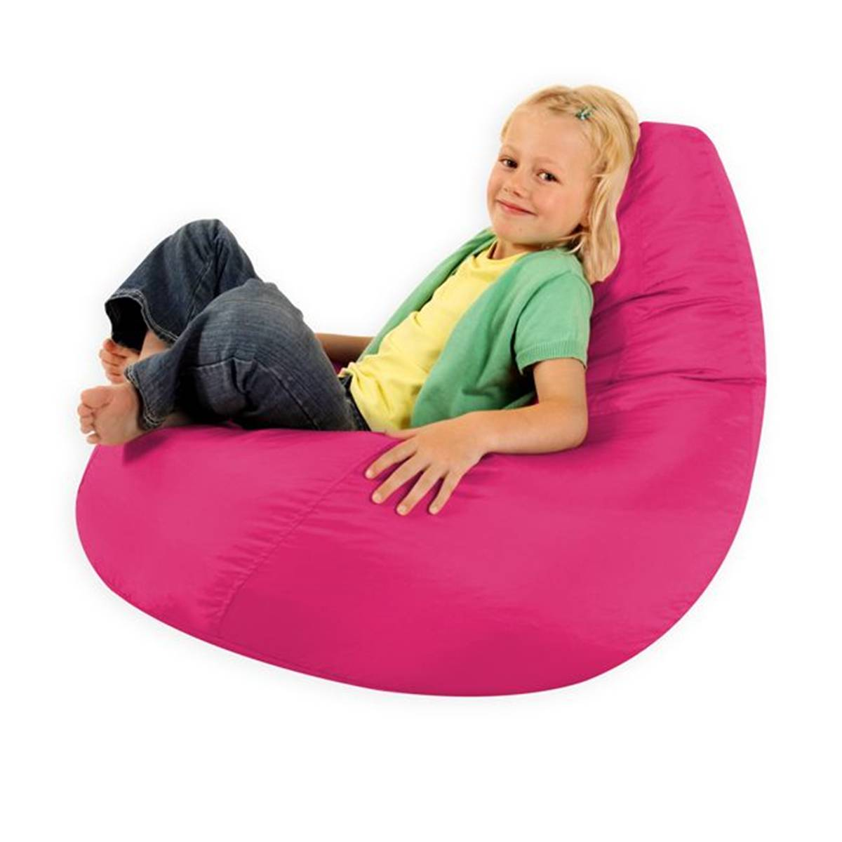 Kids Bean Bag Sofa Chair Cover Lounger Sofa Ottoman Seat Living Room Furniture Without Filler Beanbag Bed Pouf Puff Couch Tatami