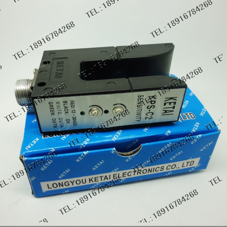KPS-C2  KETAI  color photoelectric sensors, color photoelectric switch Making electromechanical yg 25 leveling photoelectric sensors