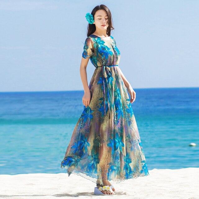 Maternity summer maxi dresses