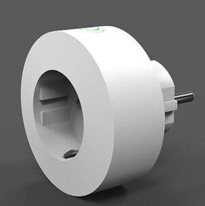 Image 3 - Akıllı yaşam APP ab güç izleme WiFi soket kablosuz fiş akıllı ev anahtarı ile uyumlu Google ev, alexa ses kontrolü