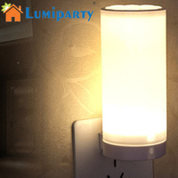 LumiParty Dimmable LED Night Light Wireless Remote Control Bedroom Night Lamp Desk Table Lamp For Kids