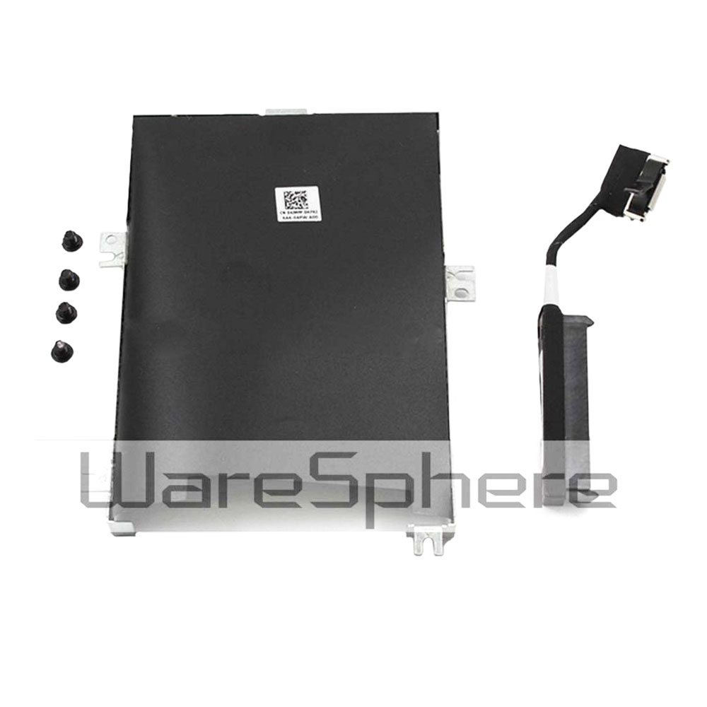 NEW SATA <font><b>Hard</b></font> <font><b>Drive</b></font> HDD Connector Cable 80RK8 SATA <font><b>Hard</b></font> <font><b>Drive</b></font> HDD SSD 7mm Caddy 4JMFP for <font><b>Dell</b></font> Latitude <font><b>E5470</b></font> image