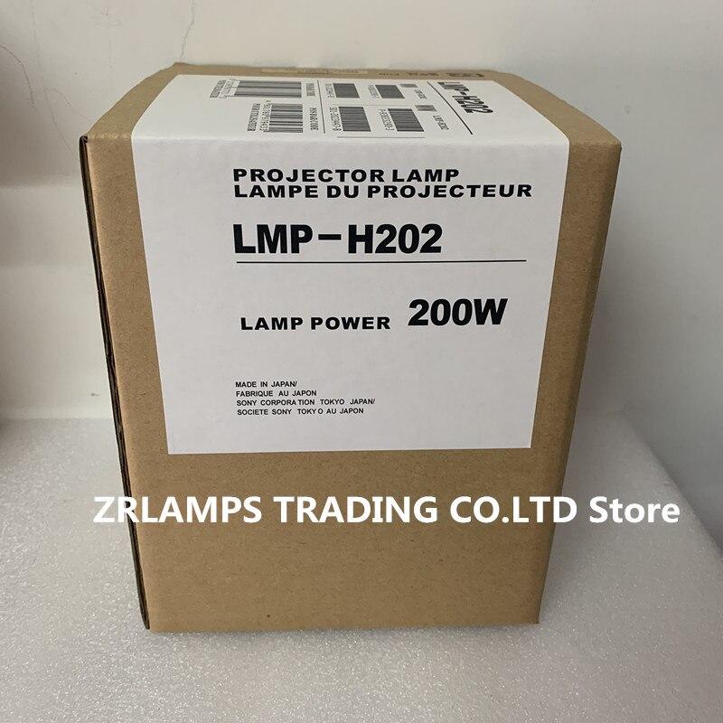 ZR Original LMP H202 LMP H202 OEM projector lamp for VPL HW30AES HW40ES HW30ES HW50ES HW55ES