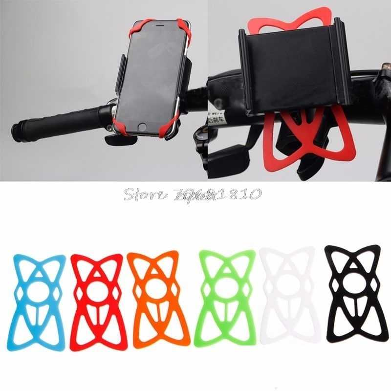 Bike Bicycle Handlebar Elastic Strap Bandage Mount Holder For Phone 6S For cellphone Jy23 19 Dropship