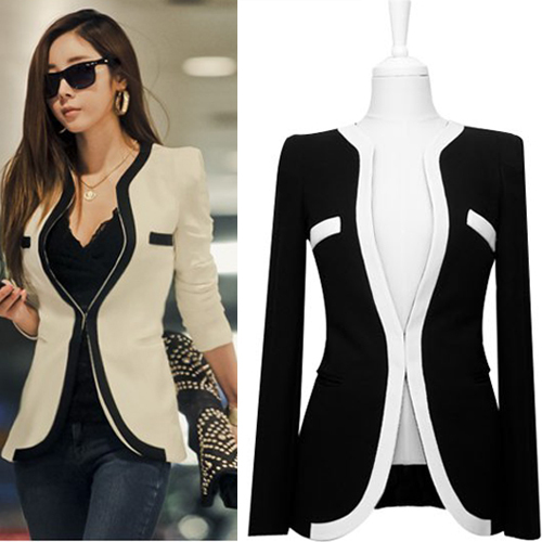 Plus size black and white striped blazer buy fashion2love black white striped classic plus size black and air max trainer white striped blazer sexy skinny jeans junior plus size shop top fashion brands jeans at free air jordan bel air 5 cheap delivery and returns possible.