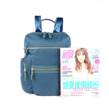 YIFANGZHE Womens Nylon Backpack Daypack Large Casaul Daypack, Premium Oxford Waterproof  Laptop Bags Case for 13.3 notebook
