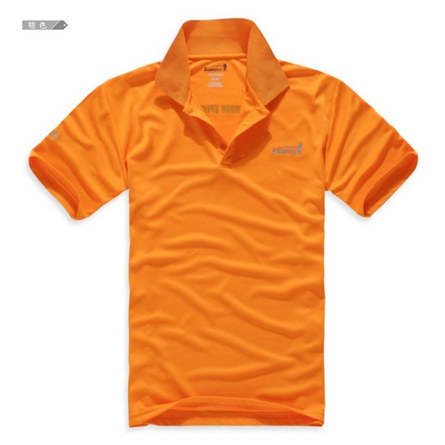 Quick-drying outdoor polo shirt / t shirt