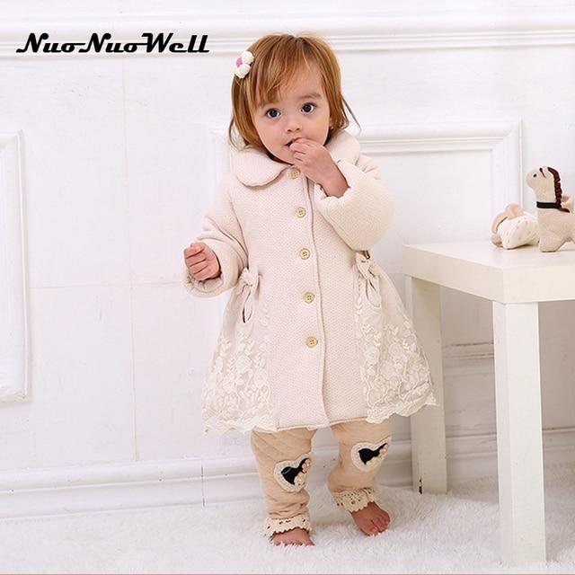 6b68fe2958c8 Aliexpress.com   Buy NNW Baby Girls Princess Coat Children Winter ...
