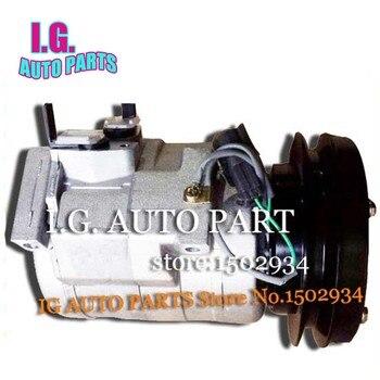 10S15C AC Compressor Met Koppeling Voor Komatsu Graafmachine 1PK 4X7320-2615 1B R134A