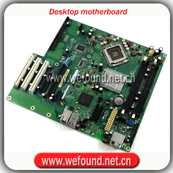 100% working desktop motherboard for 9200 XPS410 WG855 0WG855 CT017 0CT017 mainboard fully tested desktop motherboard for b305 system board fully 100% working tested new