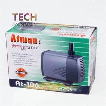 Atman akwarium AT 106/at-106 ultra pompa głębinowa pompa wodna do akwarium filtr cieczy
