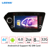 8 Inch Android 6 0 64bit DDR3 2G 32G 4G LTE Octa Core Car DVD GPS