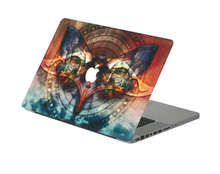 "Funda de vinilo para Mac de MacBook Air Pro Retina 11 ""13"" 15"" cubierta completa del cuerpo(China)"