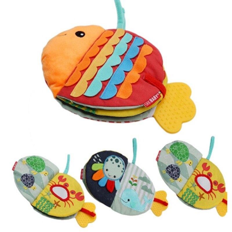 Developmental Baby Toy For Newborn Juguetes 6PC Handbells Music Brinquedo Bebe