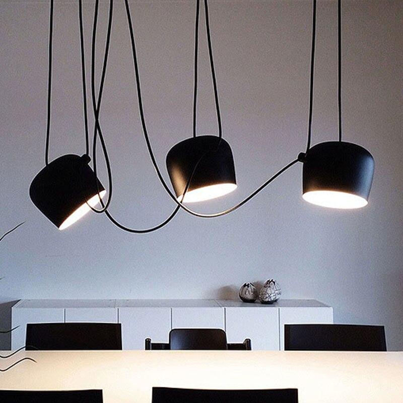 Modern Design Interior Diy Pendant Light Lamp Bar Snare
