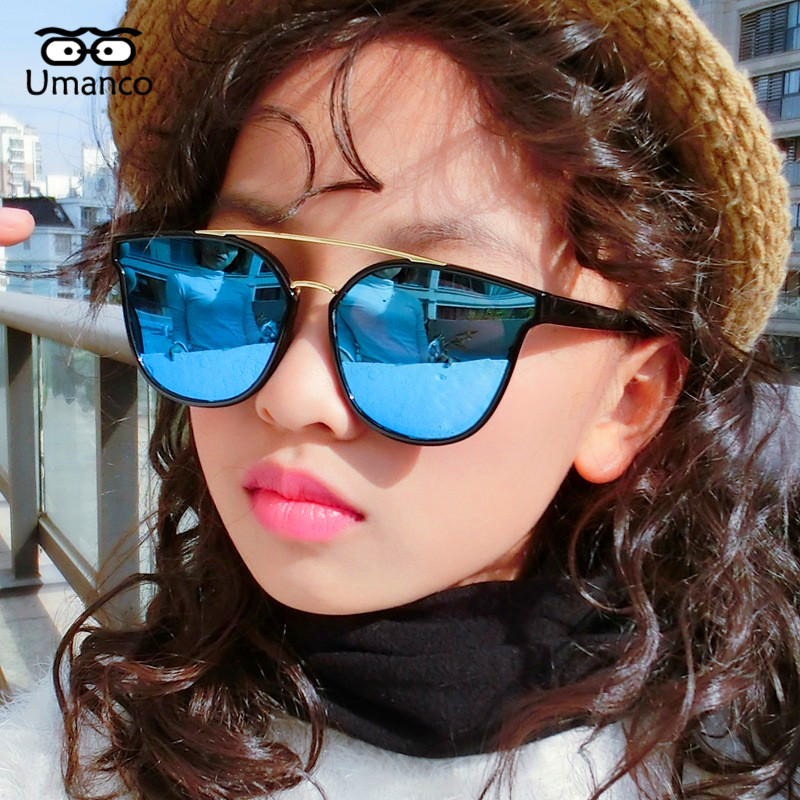 Shop For Cheap Design Metal Frame Kids Sunglasses Girls Boys Gasses Eyewear Children Sun Glasses Eyeglasses Uv400 #270910 Boy's Glasses