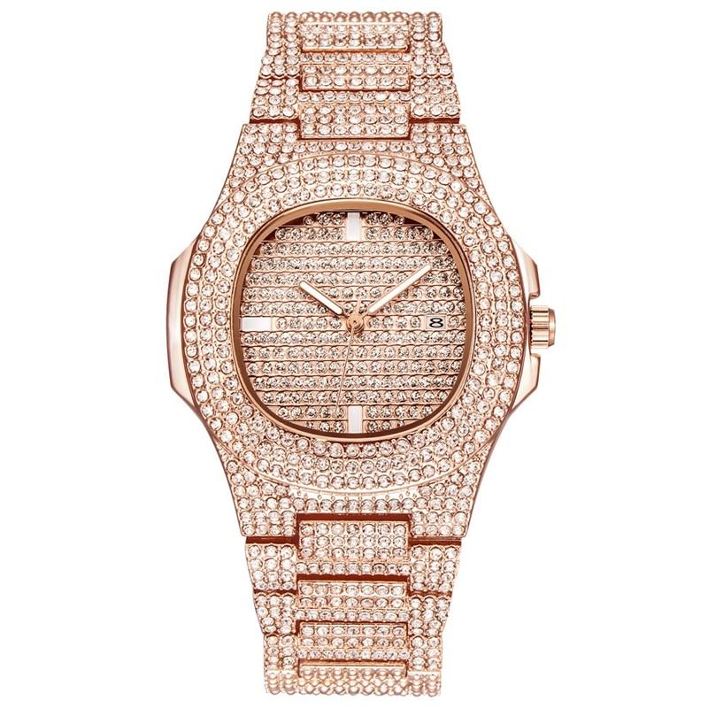 de Vestido de Luxo Mulheres Relógios Presente reloj mujer