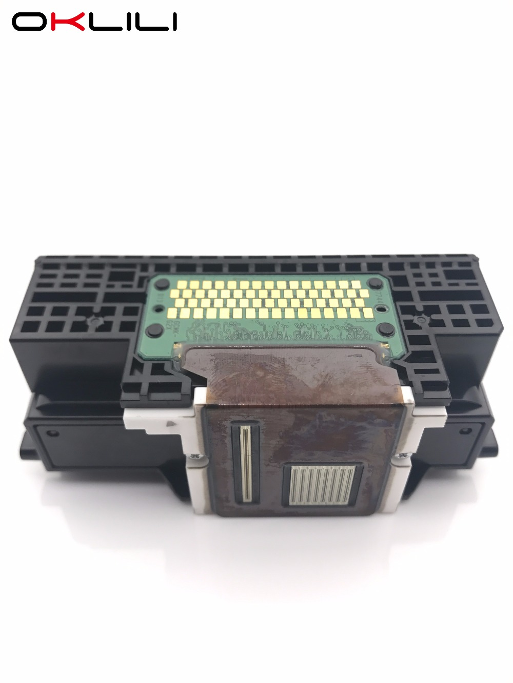 OKLILI ORIGINAL QY6-0074 QY6-0074-000 Printhead Print Head Printer Head for Canon PIXMA MP980 qy6 0069 qy6 0069 qy60069 qy6 0069 000 printhead print head printer head remanufactured for canon mini260 mini320