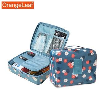 Multifunction Man Women Makeup bag nylon Cosmetic bag beauty Case Make Up Organizer Toiletry bag kits Storage Travel Wash pouch