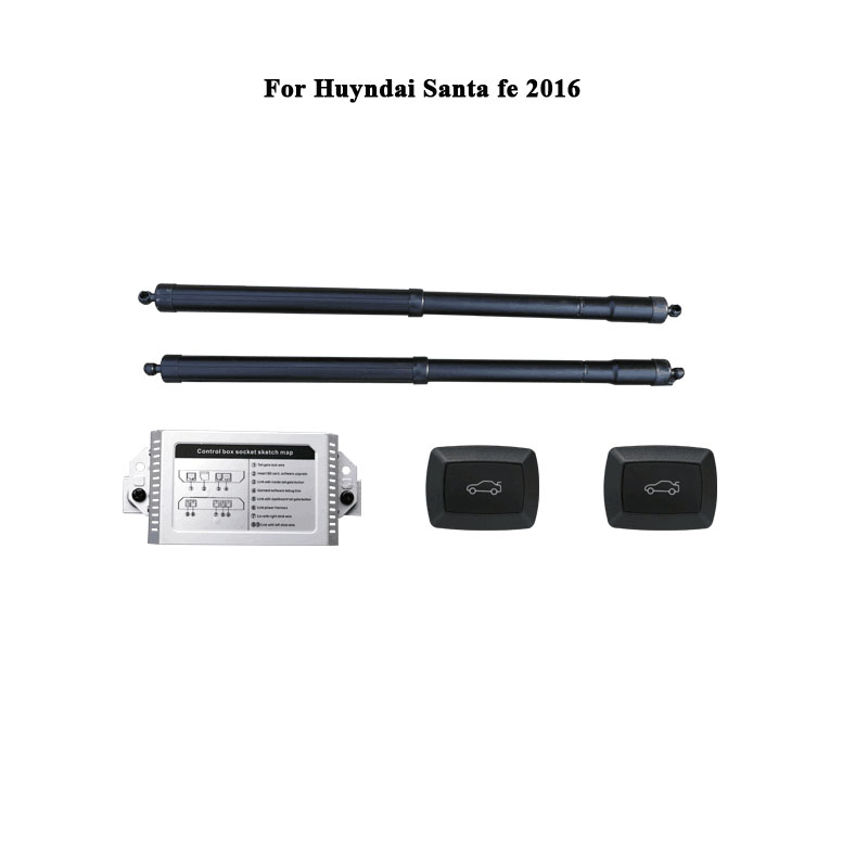Power Electric tailgate / Rear power liftgate door / electric tail door for Huyndai Santa fe 2016 Mercedes-Benz A-класс