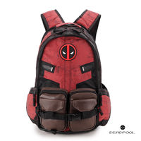 Deadpool Shoulder bag Backpack Travel Laptop School Book Shoulder bag Backpacks Knapsack Student bag anime new