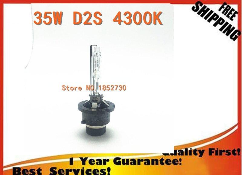 OEM NEW 90981-20005  9098120005   Lamp  Headlamp  HID Xenon bulb  35W 6000K 4300k D2S  N-E-W
