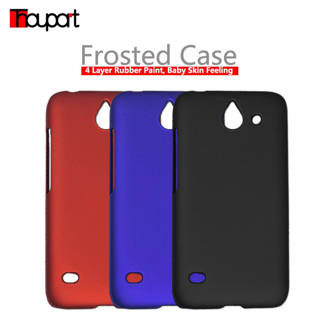 US $1 21 32% OFF|Thouport For Huawei Y550 Case Rubber Paint Frosted Fashion  Plastic Cover For Huawei Ascend Y550 Hard Cases-in Fitted Cases from