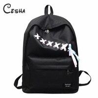 3f29da09b5cf Fashion Cartoon Rabbit Design Girls School Bag BackPack High Quality  Portable Canvas Satchel Book Bag Travel