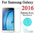 Protector de pantalla de vidrio templado para samsung galaxy j1 mini j3 j5 j7 2015 a3 A5 A7 2016 C5 C7 S6 S5 S4 S3 Xcover 3 Core 2 G530