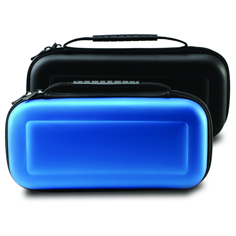 For Nintendo Switch Console Bag Handle Travel Case Hard Shell Protective Carrying Bag for Nintendo Switch NS Game Console + LOGO