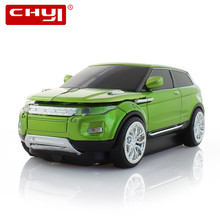Wireless Mouse Latest SUV Fashion Super Sport Car Mouse 2 4Ghz Optical Computer Mice 5 Color