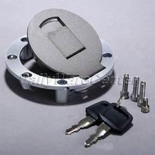 Алюминиевая крышка для топливного бака мотоцикла бензобака Быстрая