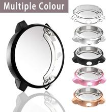 Neue Hohe Qualität TPU Schlank Smart Uhr Schutzhülle Abdeckung für Garmin Vivoactive 3 3 Musik Rahmen Smartwatch Zubehör