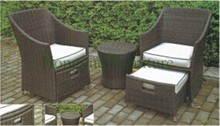 Garden outdoor wicker sofa furniture sets designs