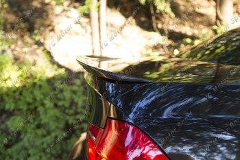 Acessórios do carro FRP Fibra de Vidro Desempenho Estilo Tronco Spoiler Fit For 2009-2011 E90 LCI Spoiler Traseiro Tronco Asa