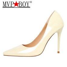 MVP BOY zapatos de boda mujer negro bombas extreme tacones zapatos mujer  tacon estilete italiano euro mujeres zapatos de tacón a. 52af40d211e1