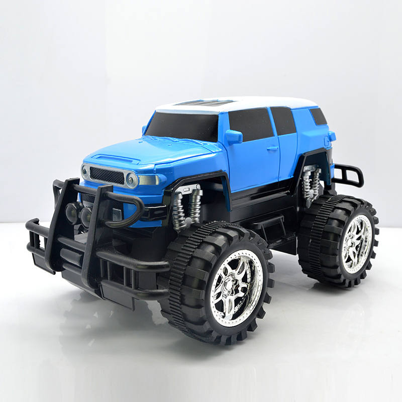 1 18 Electric 4 Channels Remote Control SUV RC Car 4CH High Speed RC Racing Bigfoot