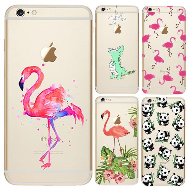 flamingo iphone 7 plus case