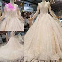 AIJINGYU Luxus Hochzeit Kleid Spitze Liebe Online Shop China Irland Günstige Made In China Neueste Kleid Material Braut Kleider In Der Nähe mich