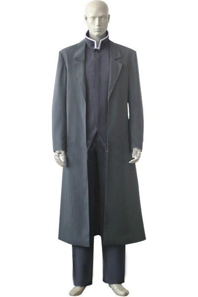 Fullmetal Alchemist Edward Elric Costume Deluxe Cosplay Party Halloween FULL SET