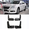 Набор автомобильных брызговиков для Subaru Legacy Sedan 2010-2014 брызговики Брызговики крыло брызговиков передний задний Стайлинг 2012