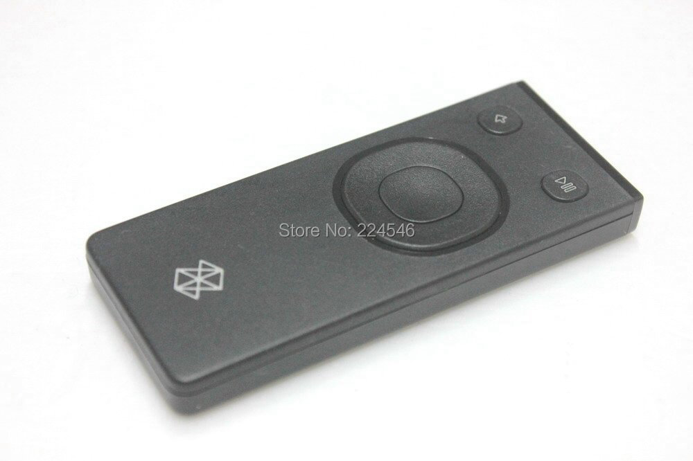 ORIGINAL / GENUINE Modelis 1130 Tālvadības pults ZUNE atskaņotāja infrasarkanā AV doka ZUNE video izvadei