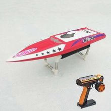 H640 Fiber Glass Electric Prepainted Deep Vee Brushless RC Racing Speed Boat RTR Ready To Run Toy Boats