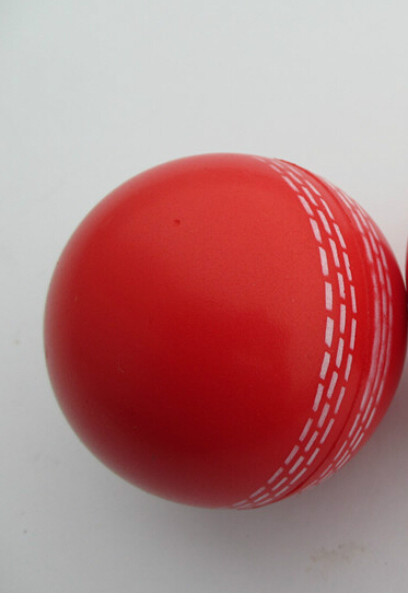 one pcs Children's PU cricket balls playing toys fitness equipment Racquet Sports