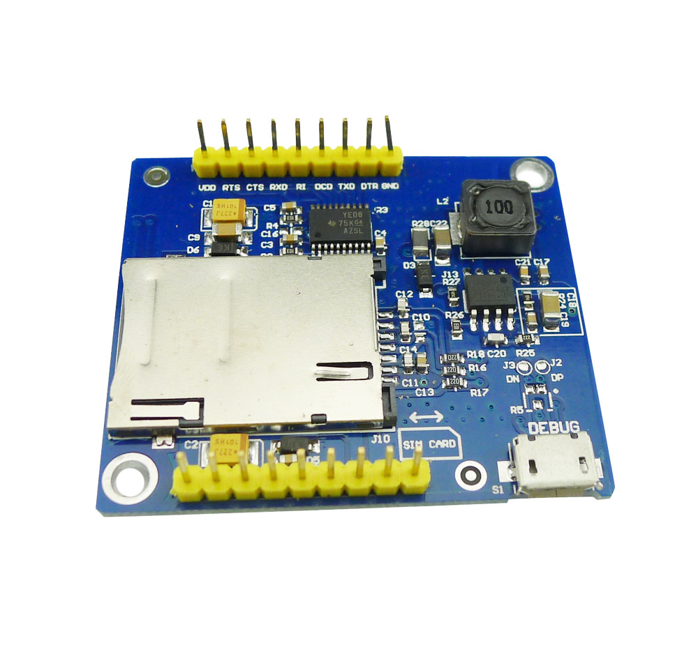 Aihasd SIM7100C SIM7600CE 4G Development Board for Arduino