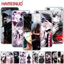 HAMEINUO Tokyo Ghoul font b anime b font Kaneki Ken Cover phone Case for huawei Ascend