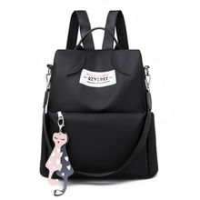 Waterproof High-capacity Theft Prevention Travel Laptop Multifunction Backpack Fanny Pack Female Belt Bag Anti