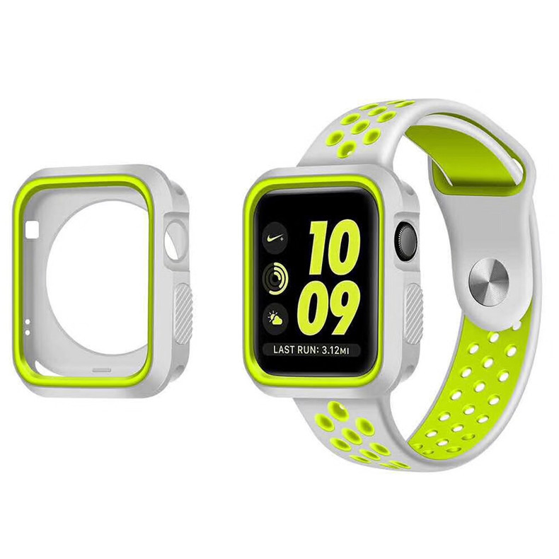 Soft TPU Case for Apple Watch 35